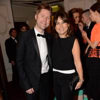 Christopher Bailey and Alexandra Shulman