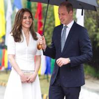 The Duchess of Cambridge and the Duke of Cambridge