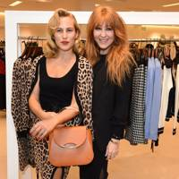 Charlotte Dellal and Charlotte Tilbury