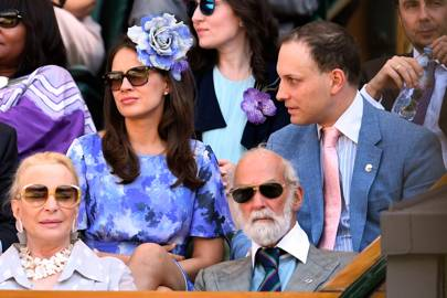 Lady Frederick Windsor, Lord Frederick Windsor, Princess Michael of Kent and Prince Michael of Kent