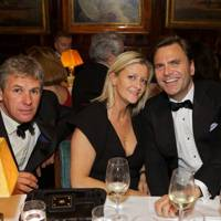 Charlie Gordon-Watson, Sacha Forbes and Chris Thomsen
