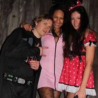 Charlie Gray, Jessica Patman and Laura Burns
