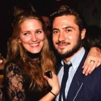 Alina Nixdorf and Matthew Mellen