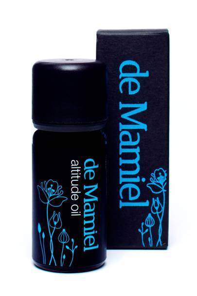 Altitude Oil, £25, by de Mamiel