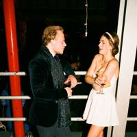 Joshua Spencer and Maia Osborne-Grinter