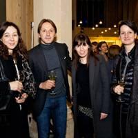 Natasha Goodfellow, Luciano Giubbilei, Henrietta Murray Wicks and Alexandra Noble