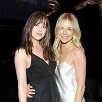Dakota Johnson and Sienna Miller