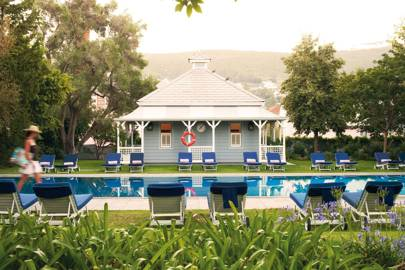 Mount Nelson Hotel, Cape Town