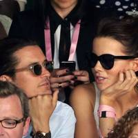 Orlando Bloom and Kate Beckinsale