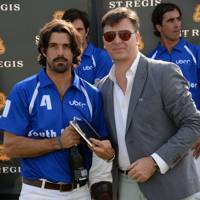 Nacho Figueras and Paul James