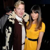 Henry Conway and Lilah Parsons
