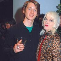 Caspar Smyth and Pam Hogg