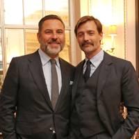 David Walliams and Patrick Grant