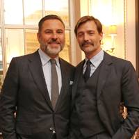 David Walliams and Patrick Grant