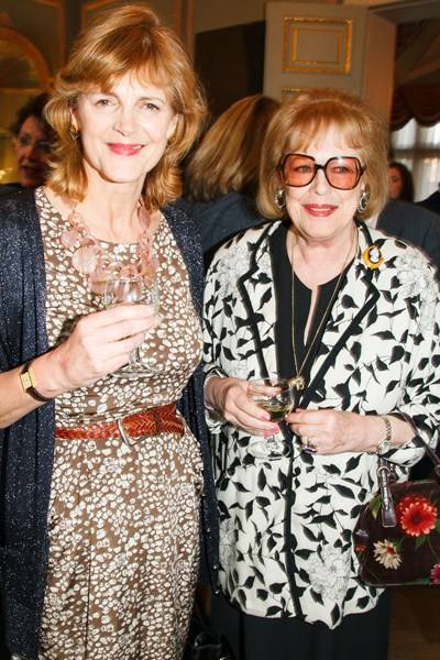 Virginia Fraser and Lady Antonia Fraser
