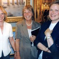 Diana Keith Neal and Clare D'Abo and Marion Bevan