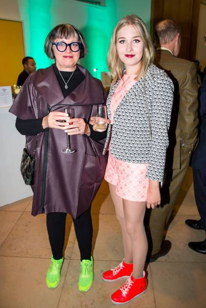 Philippa Perry and Flo Perry