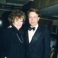 Janet Suzman and John Studzinski