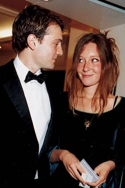 Ben Goldsmith and Kate Rothschild