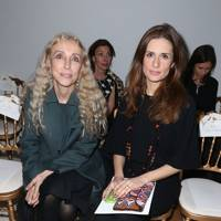 Franca Sozzani and Livia Firth