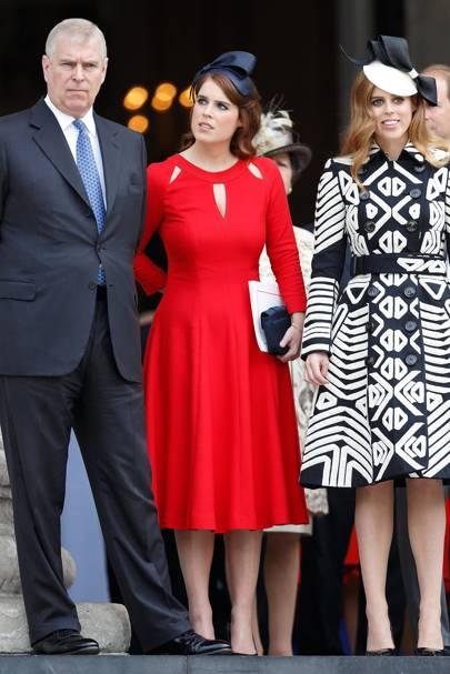 Prince Andrew Princess Beatrice And Princess Eugenie Royal Duties