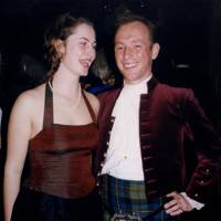 Anna Sophia Foghsgaard and Neil MacLeod