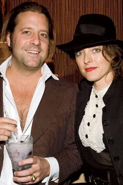 Lars Von Bennigsen and Mrs Lars Von Bennigsen