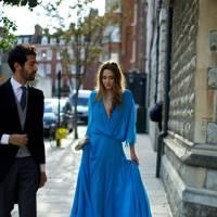 Basil Mavroleon and Amy Terry