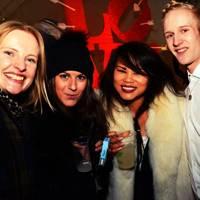 Dawn Summers, Carly Mann, Natalya Xavier and Robert Ingemarsson