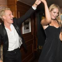 Jamie Laing and Georgina Le Roux