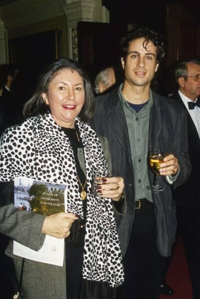 June Kersten and Andrew Rogoff