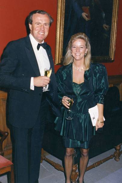 Mr and Mrs Ronald Cohen