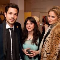 Jamie Smith, Rhea Thierstein and Anna Reiter