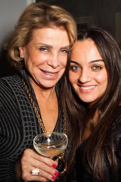 Cynthia Arno and Fabiola De Freitas