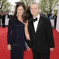 Victoria Hislop and Ian Hislop