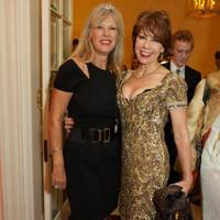 Nettie Mason and Kathy Lette