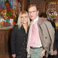 Jo Wood and Henry Conway