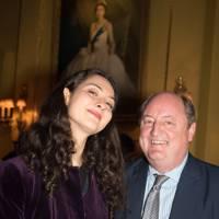 Victoria de Silva and Lord Monson