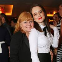 Lesley Nicol and Sophie McShera