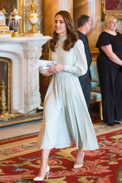 The Duchess of Cambridge's secret dressmaker