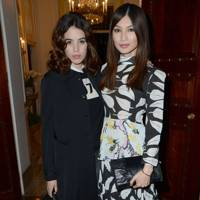 Gala Gordon and Gemma Chan