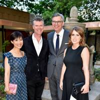 Sandra Choi, Pierre Denis, Michael Kliger and Princess Eugenie