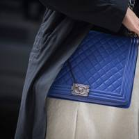 SMALL CROSS-BODY BAG, WORN UNDER YOUR COAT