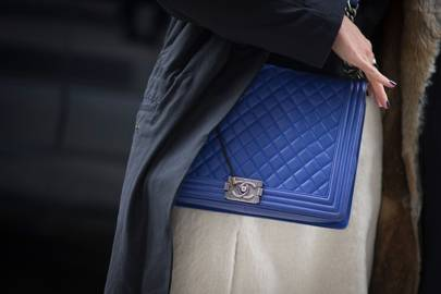 SMALL CROSS-BODY BAG, WORN UNDER YOUR COAT