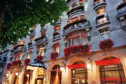 Hôtel Plaza Athénée Paris