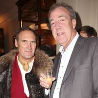 AA Gill and Jeremy Clarkson