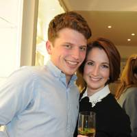 William Siddeley and Lauren Cuthbertson