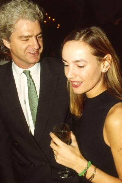 Stephen Lussier and Sophie Oppenheimer