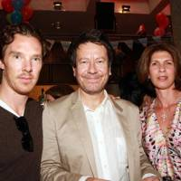 Benedict Cumberbatch, Alexi Kaye Campbell and Emma Marsh