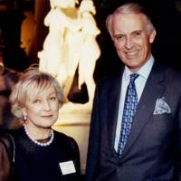 Lucia van der Post and Sam Gordon Clark